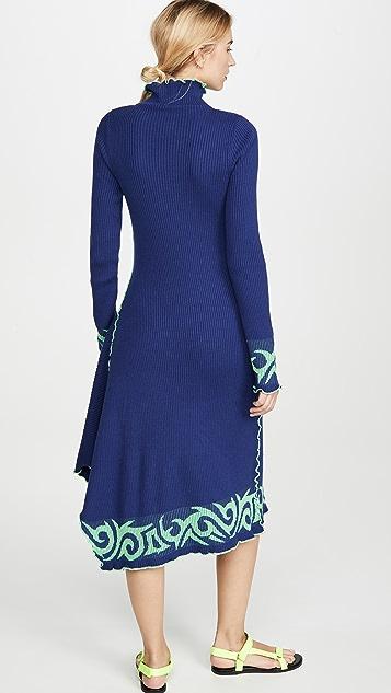 JoosTricot Tribal Midi Dress
