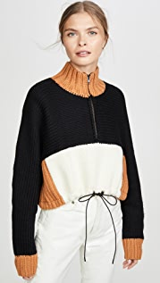 JoosTricot Anora Colorblock Sweater