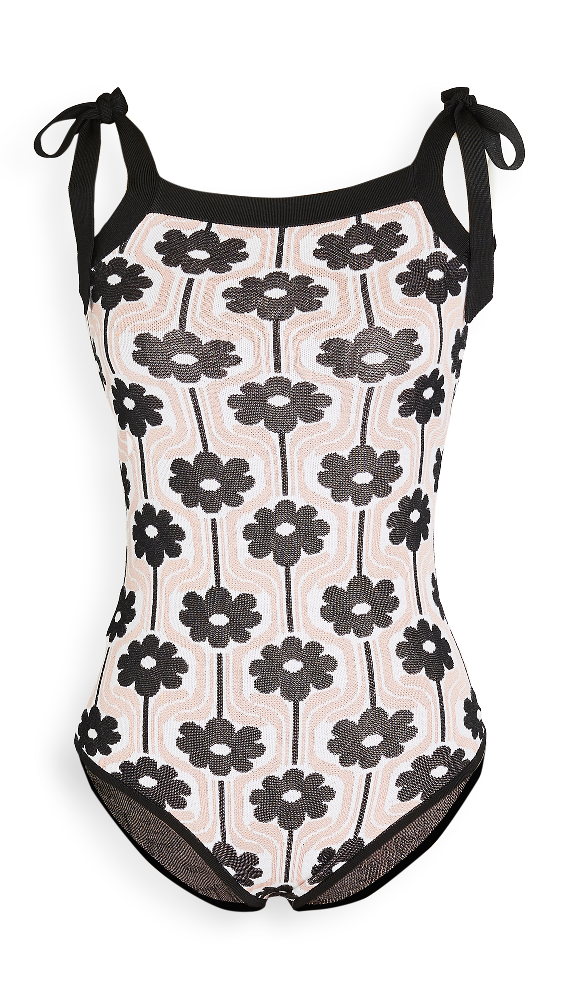 JoosTricot Floral Bodysuit
