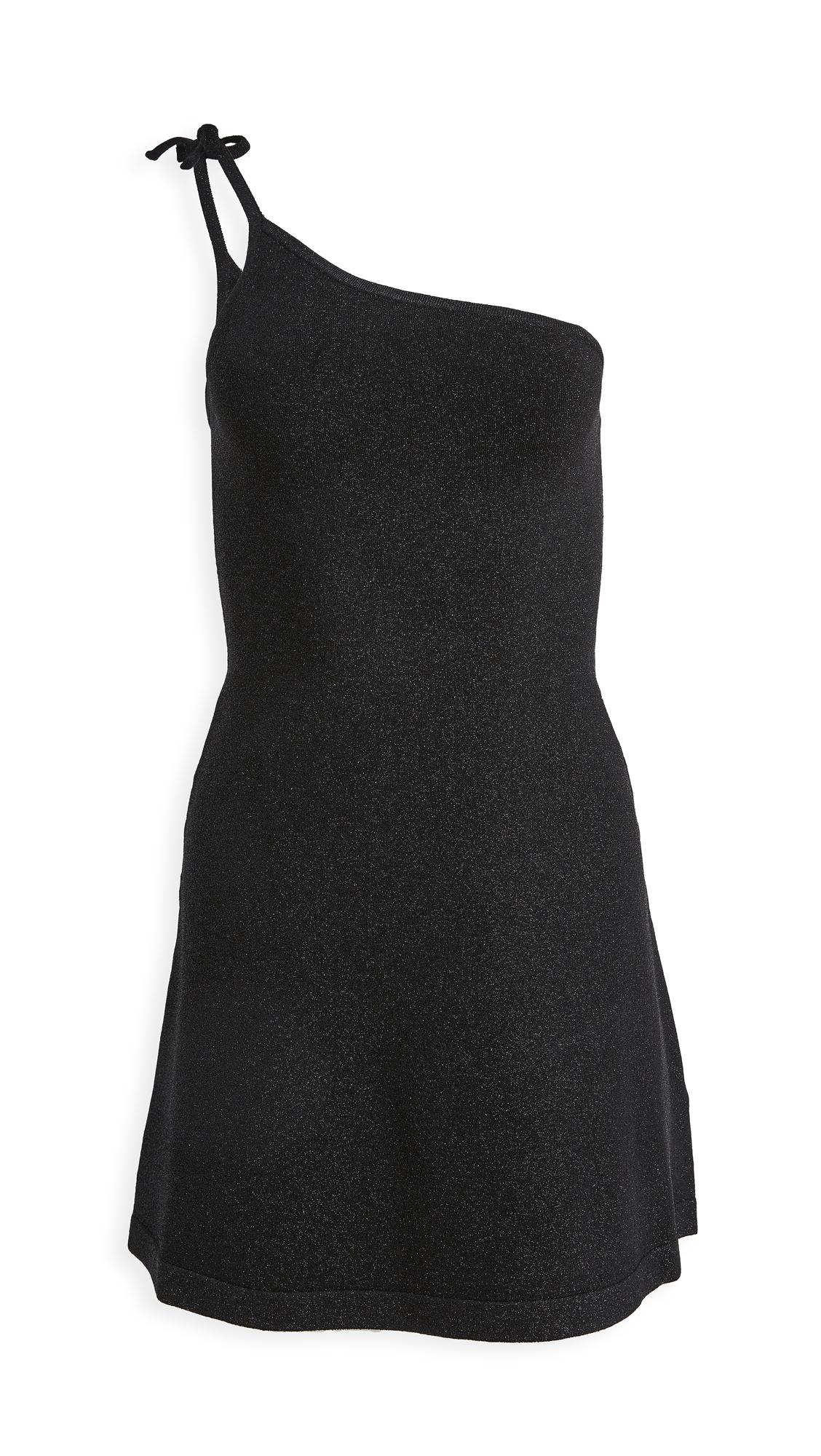 JoosTricot Asymmetric Mini Dress
