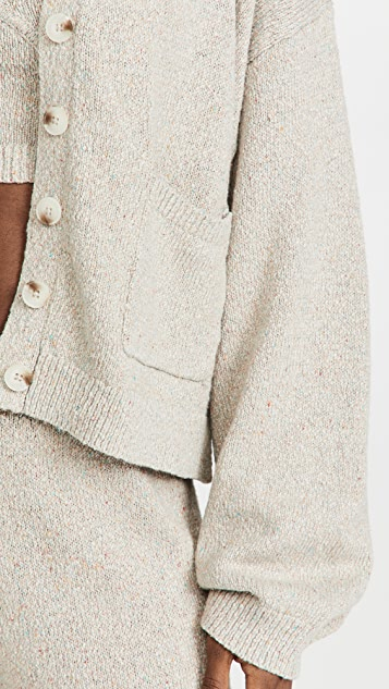 JoosTricot Speckled Cardigan