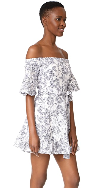 J.O.A. Off Shoulder Dress