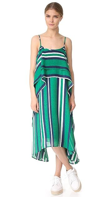 J.O.A. Stripe Dress