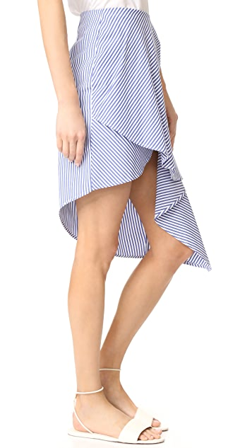 J.O.A. Woven Skirt