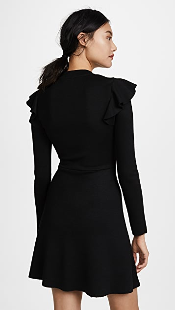 J.O.A. Long Sleeve Dress