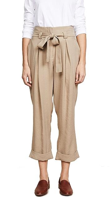 J.O.A. Tie Pants