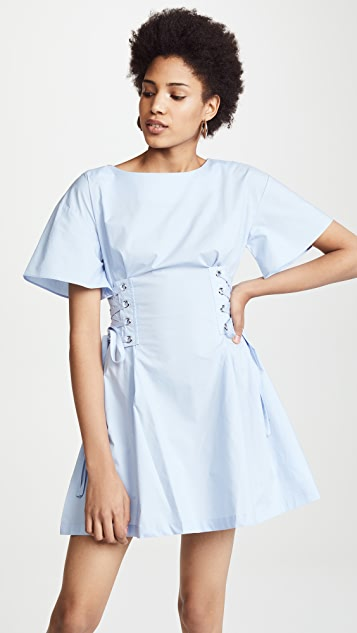 J.O.A. Corset Dress