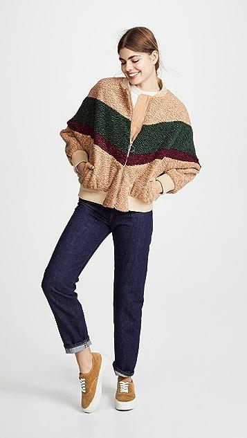 J.O.A. Sherpa Jacket