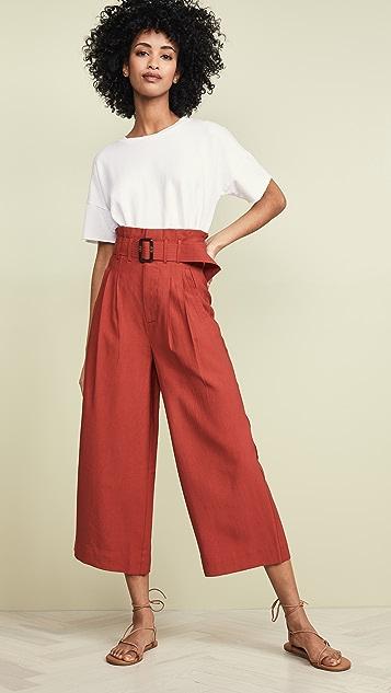JOA Rust Pants
