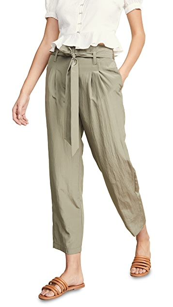 J.O.A. Olive Pants