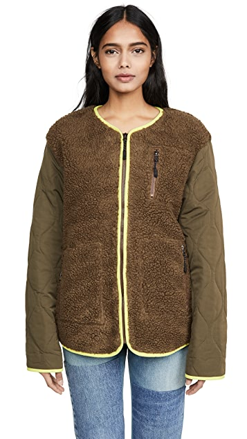 J.O.A. Khaki Jacket