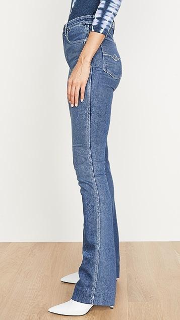 Jordache Буткат-джинсы с высокой посадкой