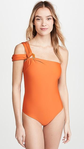 Johanna Ortiz Off Shore One Piece Swimsuit