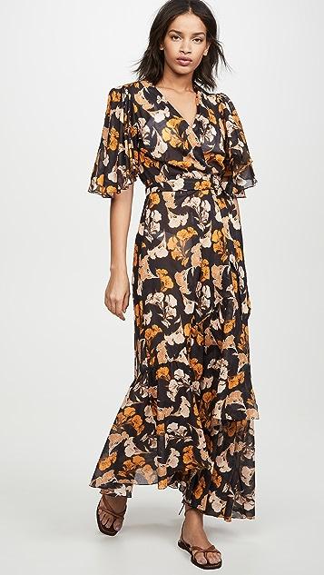 Johanna Ortiz Gypset Life Wrap Dress