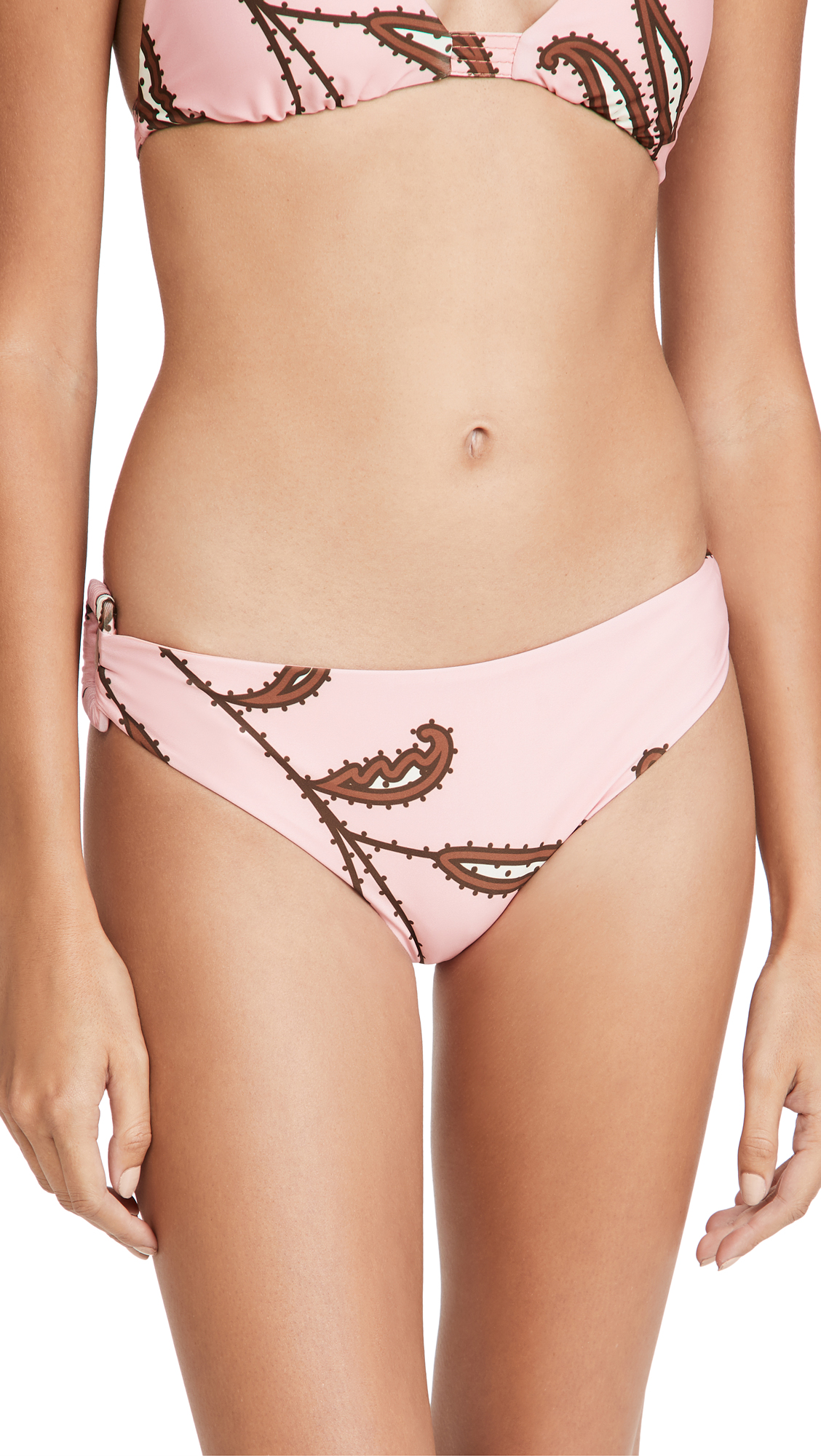 Johanna Ortiz Punch Madagascar Bikini Bottoms