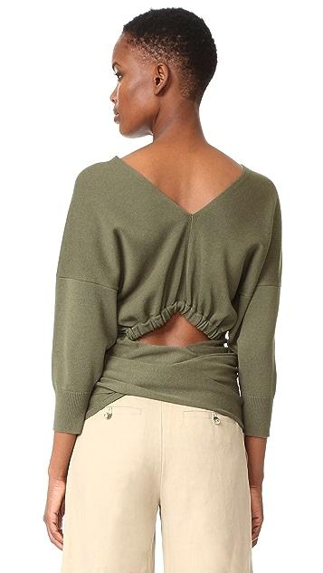 Joseph Knot Sweater