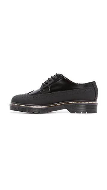 Joseph Dennis Rubber Brogue Shoes