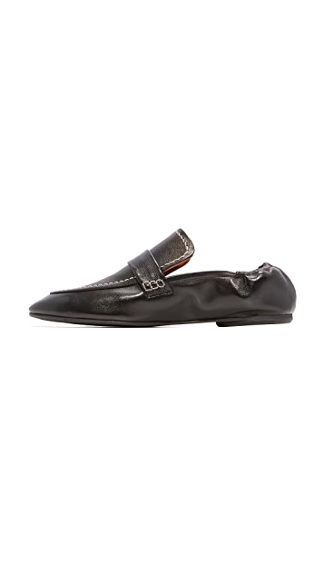 Joseph Souk Convertible Slippers