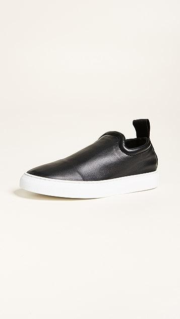 Joseph Dogtown Sneakers - Black