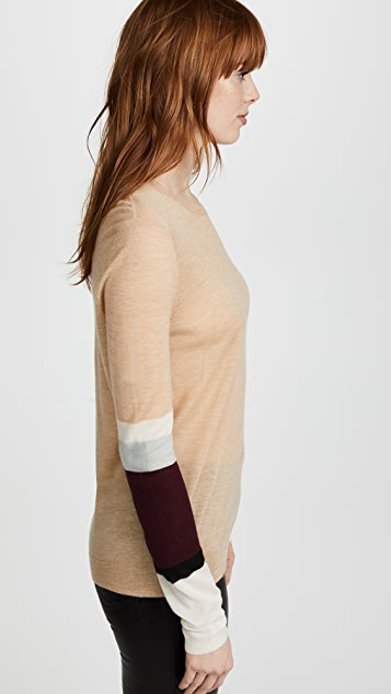 Joseph Colorblock Sweater