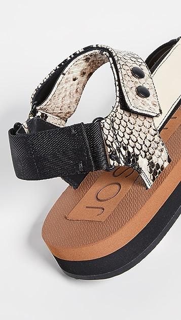 Joseph Inca Sandals