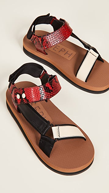 Joseph Inca Sporty Sandals