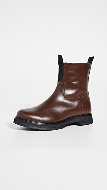 Joseph Tommy Ankle Boots