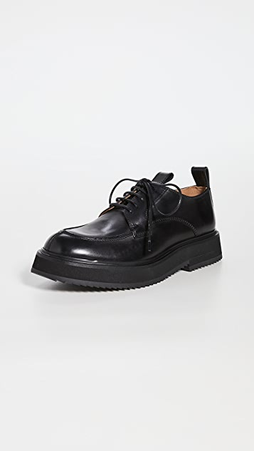 Joseph Lace Up Oxfords