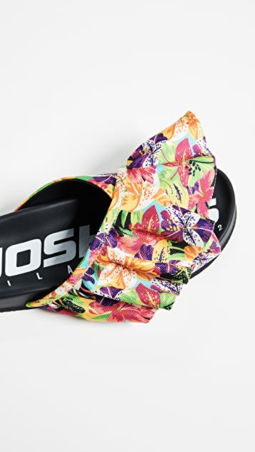 Joshua Sanders Hawaii Slide Sandals
