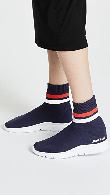 Joshua Sanders Jump Sock Booties