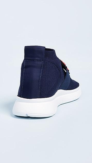 Joshua Sanders University NY Sock Runner Shoes