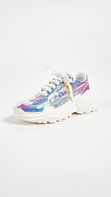 Joshua Sanders Zenith Lace Up Sneakers