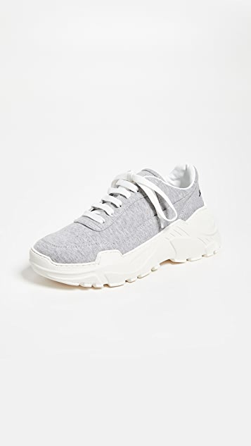 Joshua Sanders Zenith Lace Up Sneakers