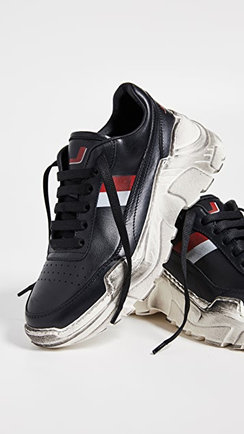 Joshua Sanders Zenith Stripe Sneakers