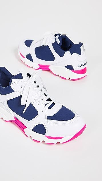 Joshua Sanders Sporty Chic 80 Sneakers