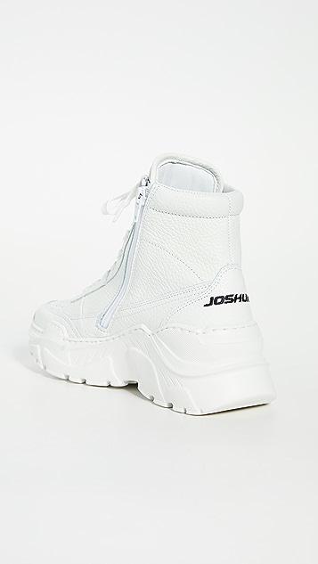 Joshua Sanders Zenith Classic Donna High Top Sneakers