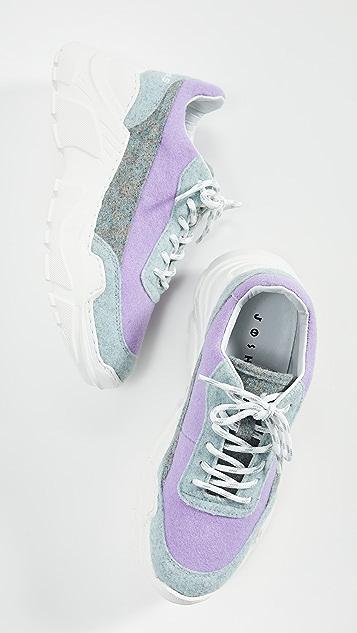 Joshua Sanders Zenith Felt Donna 运动鞋