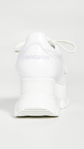Joshua Sanders Zenith 坡跟运动鞋