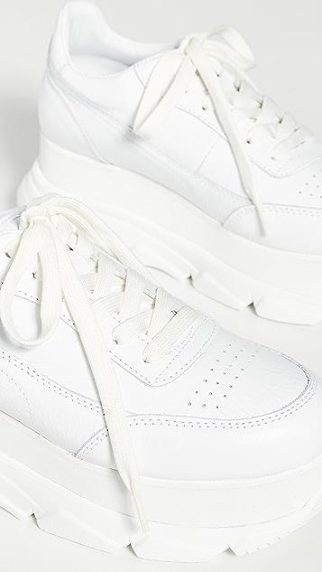 Joshua Sanders Zenith Wedge Sneakers