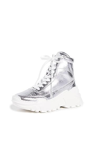 Joshua Sanders Zenith Classic Donna High Sneakers