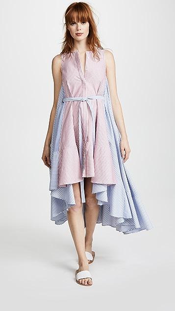 JOUR/NE Oxford Dress