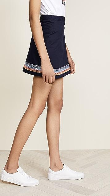 JOUR/NE Workwear Skirt