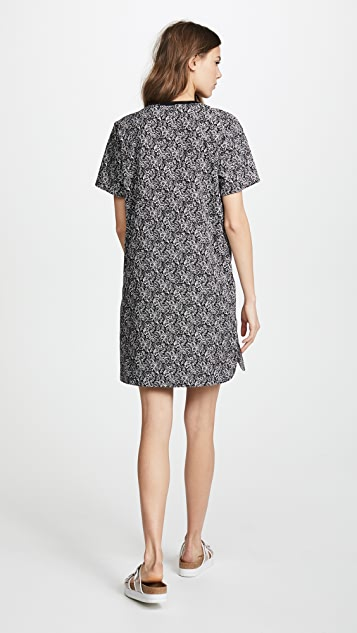JOUR/NE Hawaii Poplin Dress