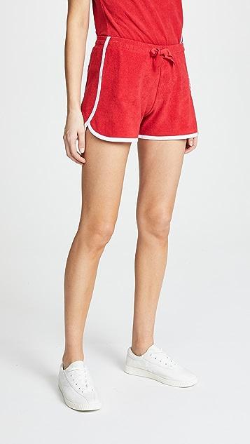 JOUR/NE Sponge Shorts