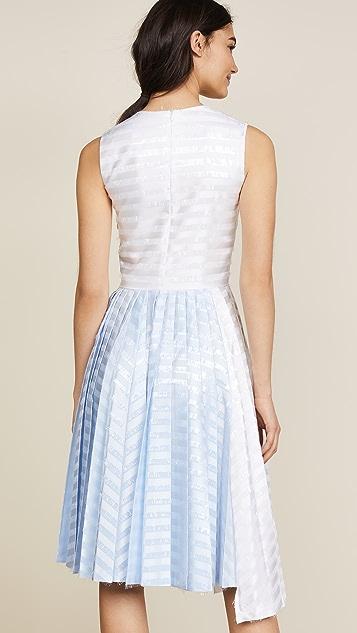Jourden Gel Asymmetric Dress
