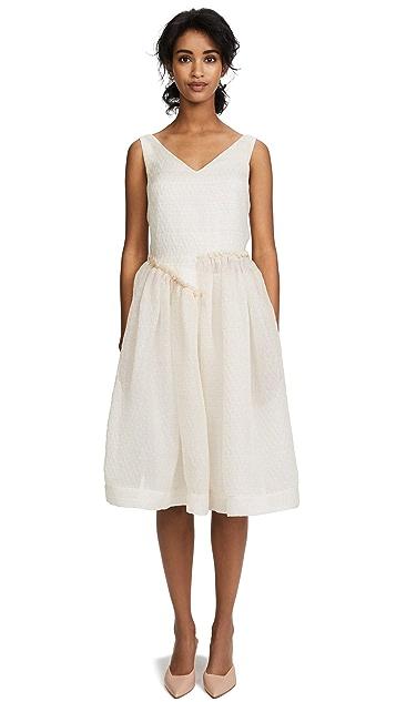 Jourden Ballerina Asymmetrical Dress