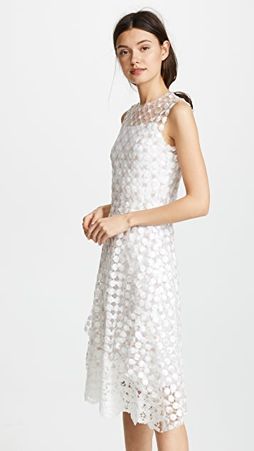 Jourden Bias Midi Dress