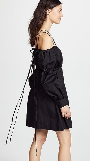 Jourden Poplin OTS Dress