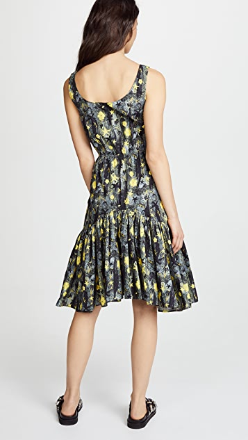 Jourden Mid Summer Poplin Dress