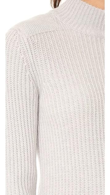James Perse Кашемировый свитер Surplus